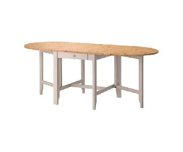 Ikea Expandable Kitchen Table