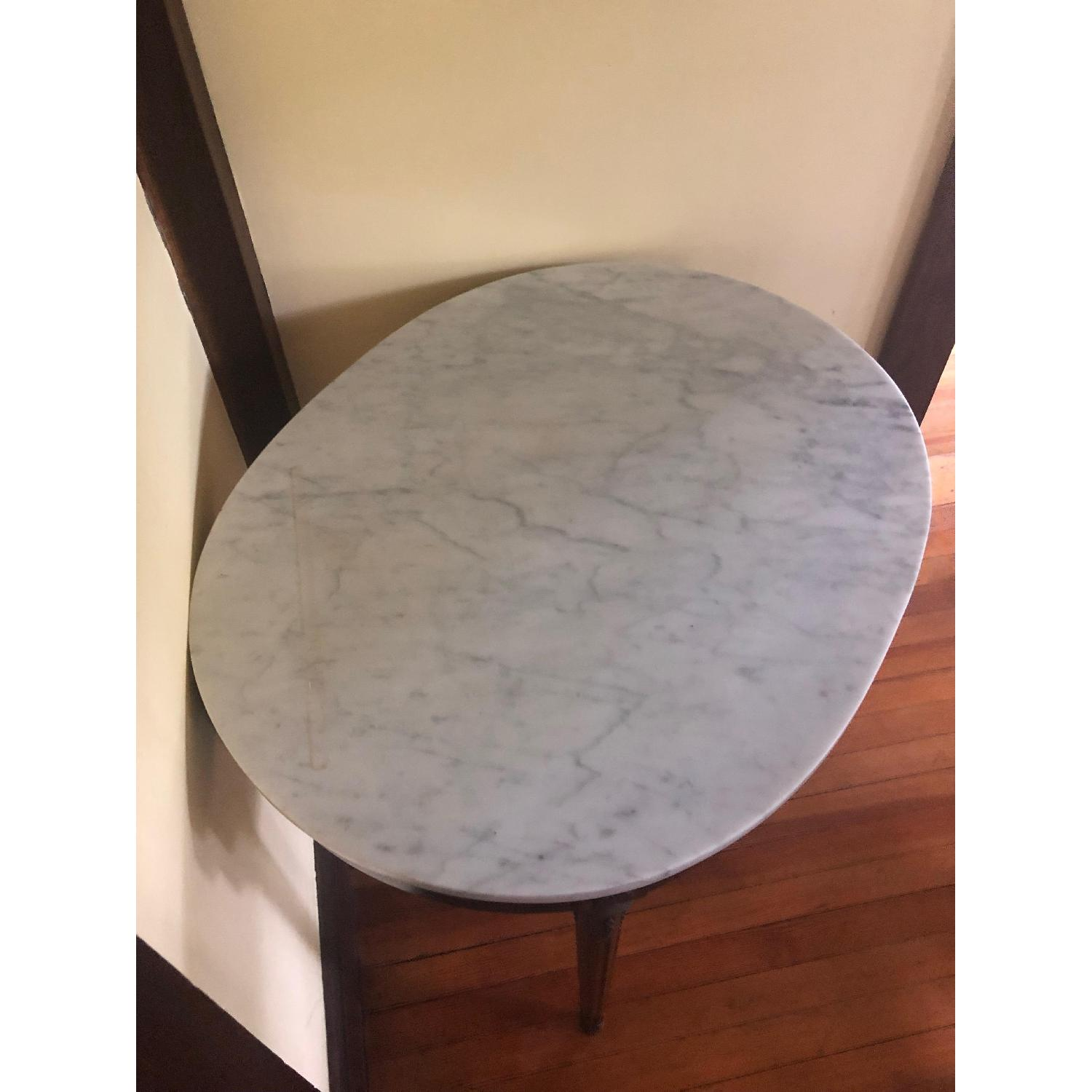 Marble Foyer Table-0