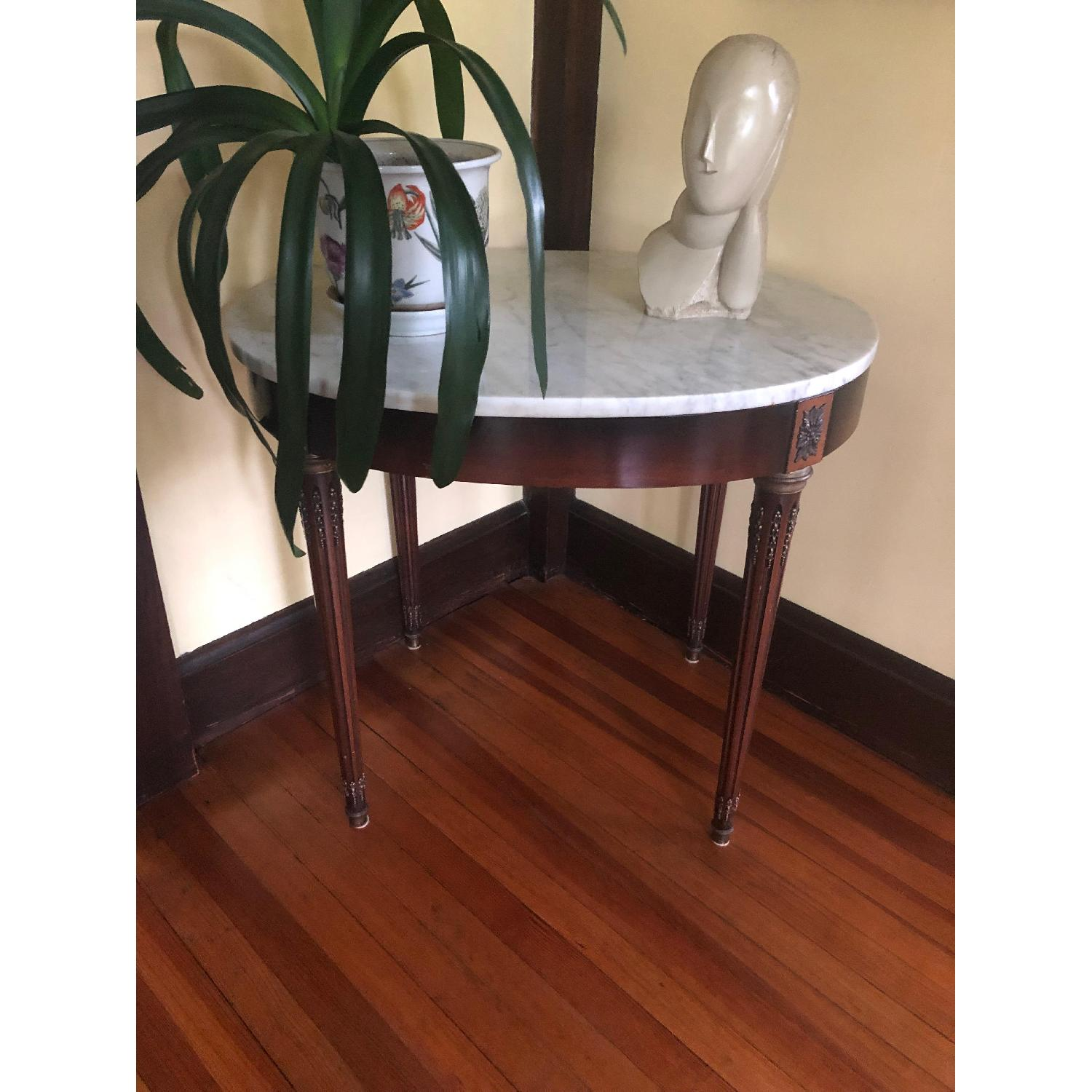 Marble Foyer Table-2