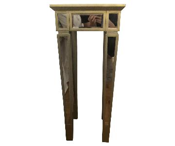 Mirrored Nightstands/End Tables