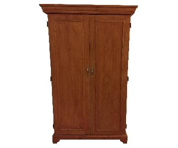 Gothic Cabinet Craft Custom Wardrobe/Armoire