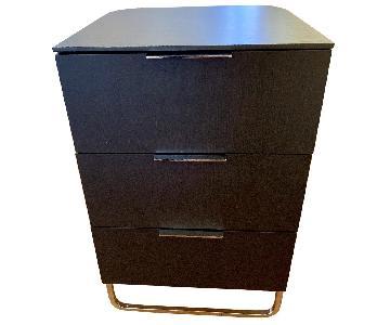 Ligne Roset Modern 3 Drawer Dresser