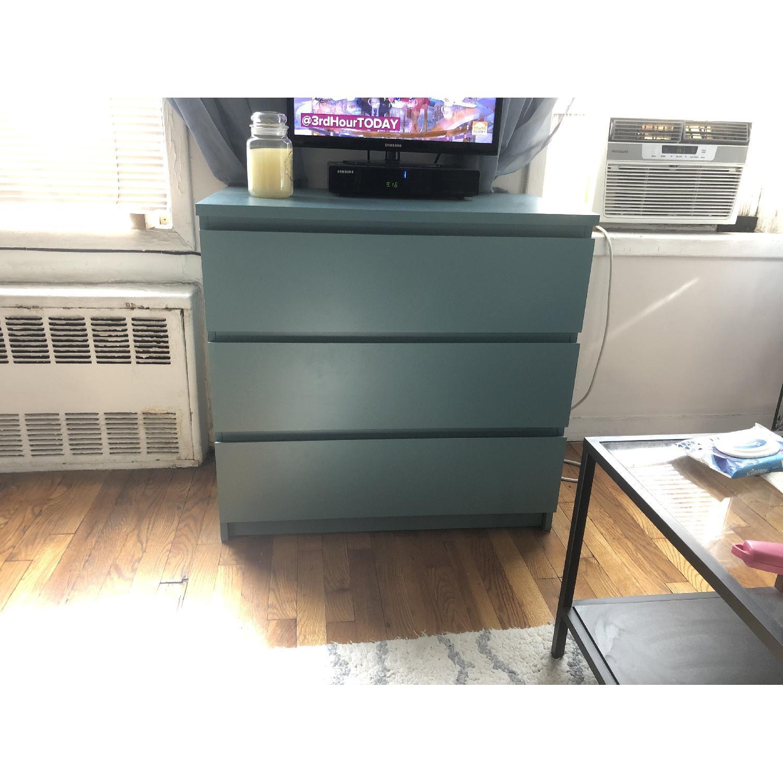 Ikea Malm 3 Drawer Dresser-2