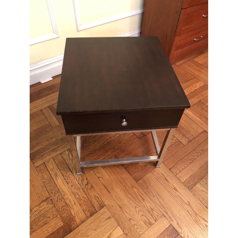 Raymour & Flanigan Lennox End Table - image-1