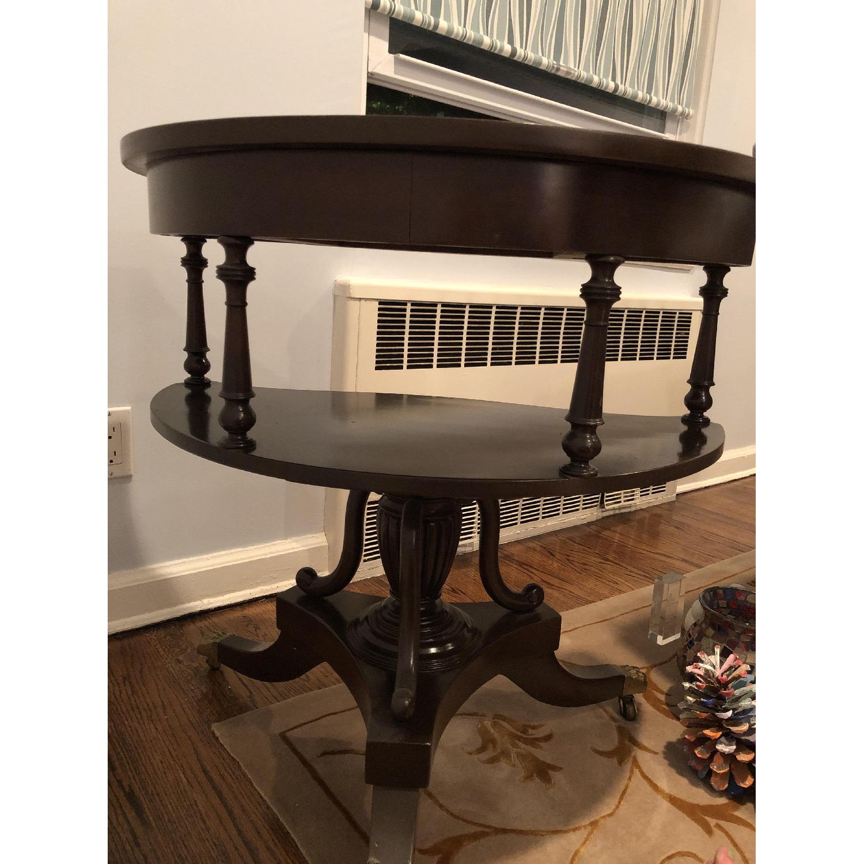Antique Corner Table-1