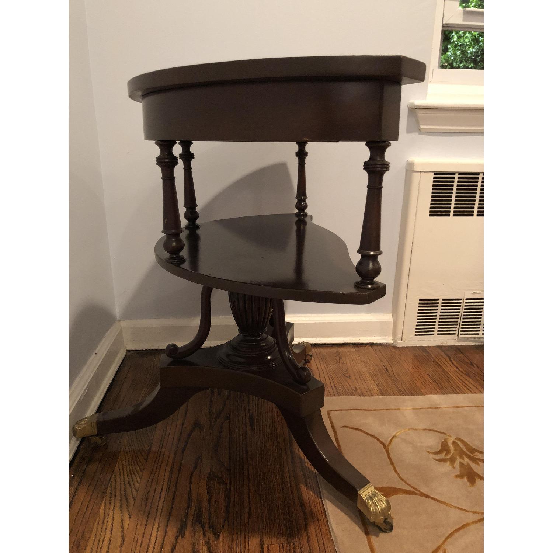 Antique Corner Table-2