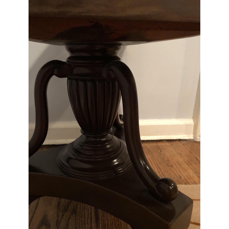 Antique Corner Table-3