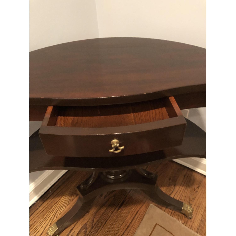 Antique Corner Table-4