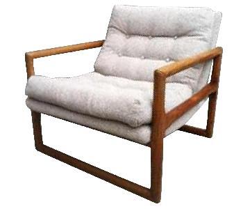 Vintage Milo Baughman Sling Chair