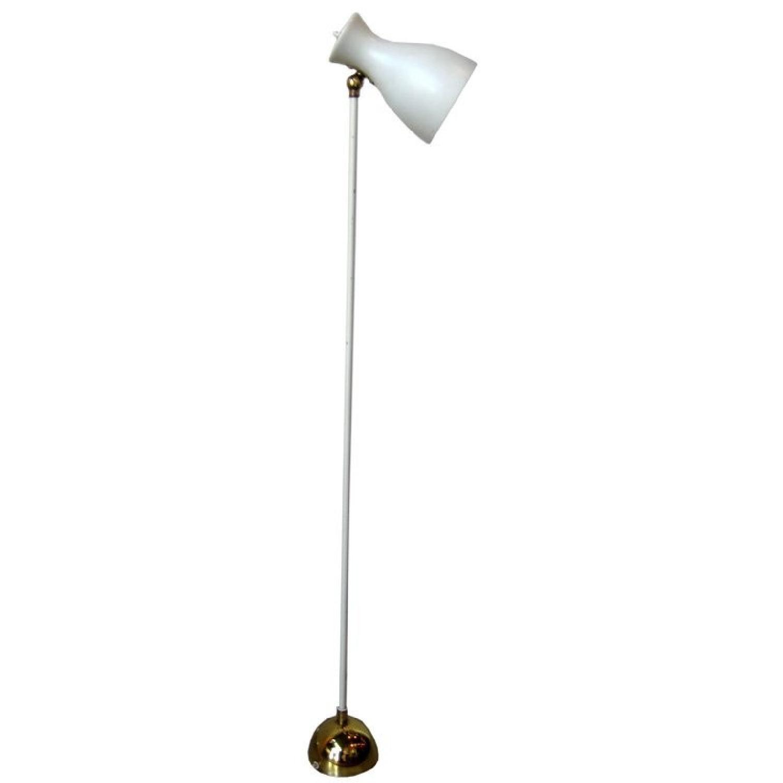 Vintage Dieter Schulz Floor Lamp