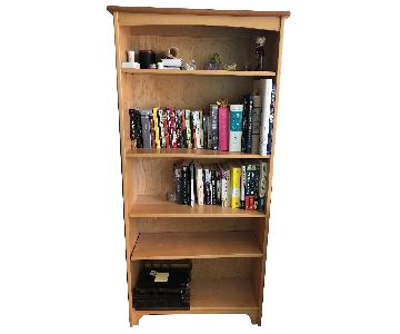 Vermont Precision Woodworks Wood Bookcase