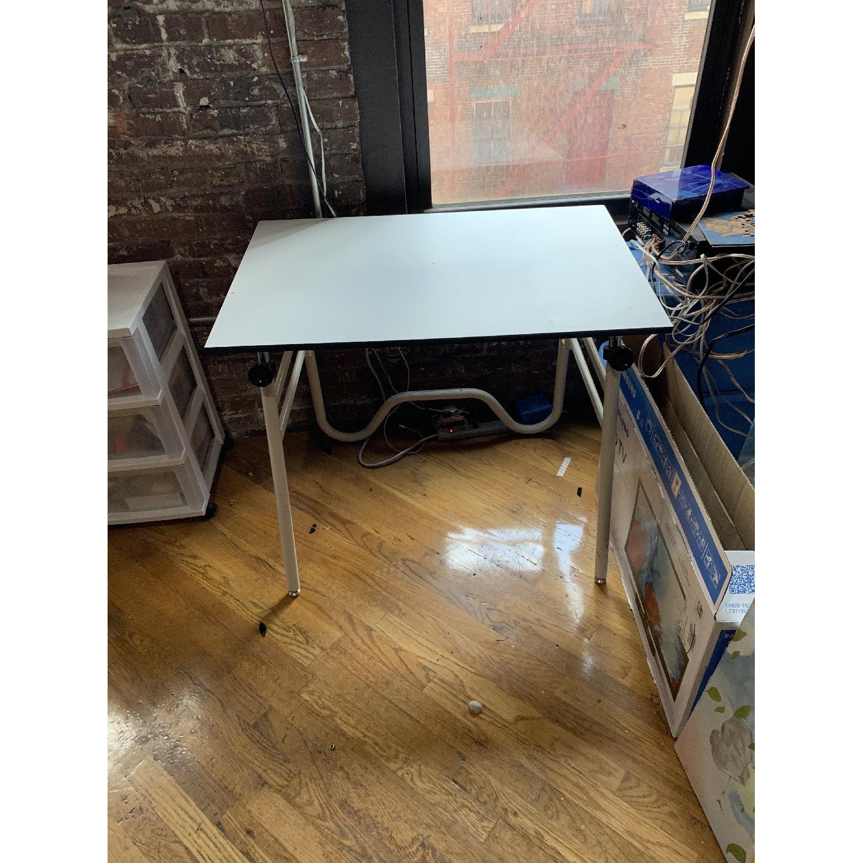 Alvin Adjustable Folding Drafting Table/Desk-1
