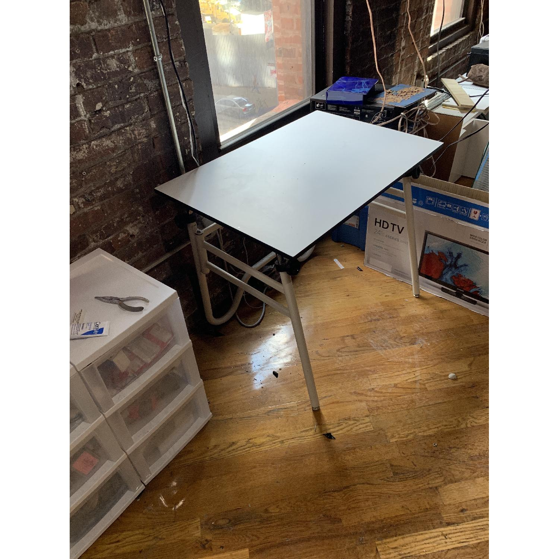 Alvin Adjustable Folding Drafting Table/Desk-2