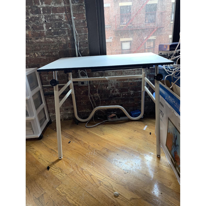 Alvin Adjustable Folding Drafting Table/Desk-3