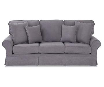 Bob's Katie Sofa in Charcoal