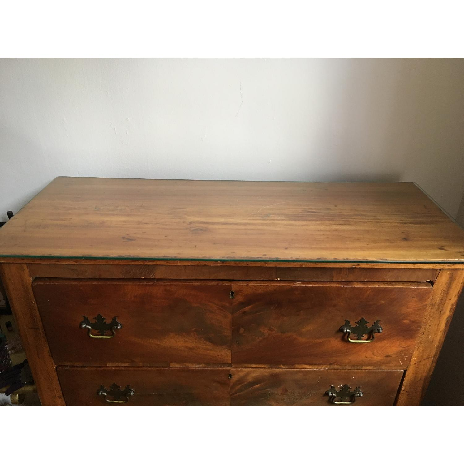 Antique Chest of Drawers-2