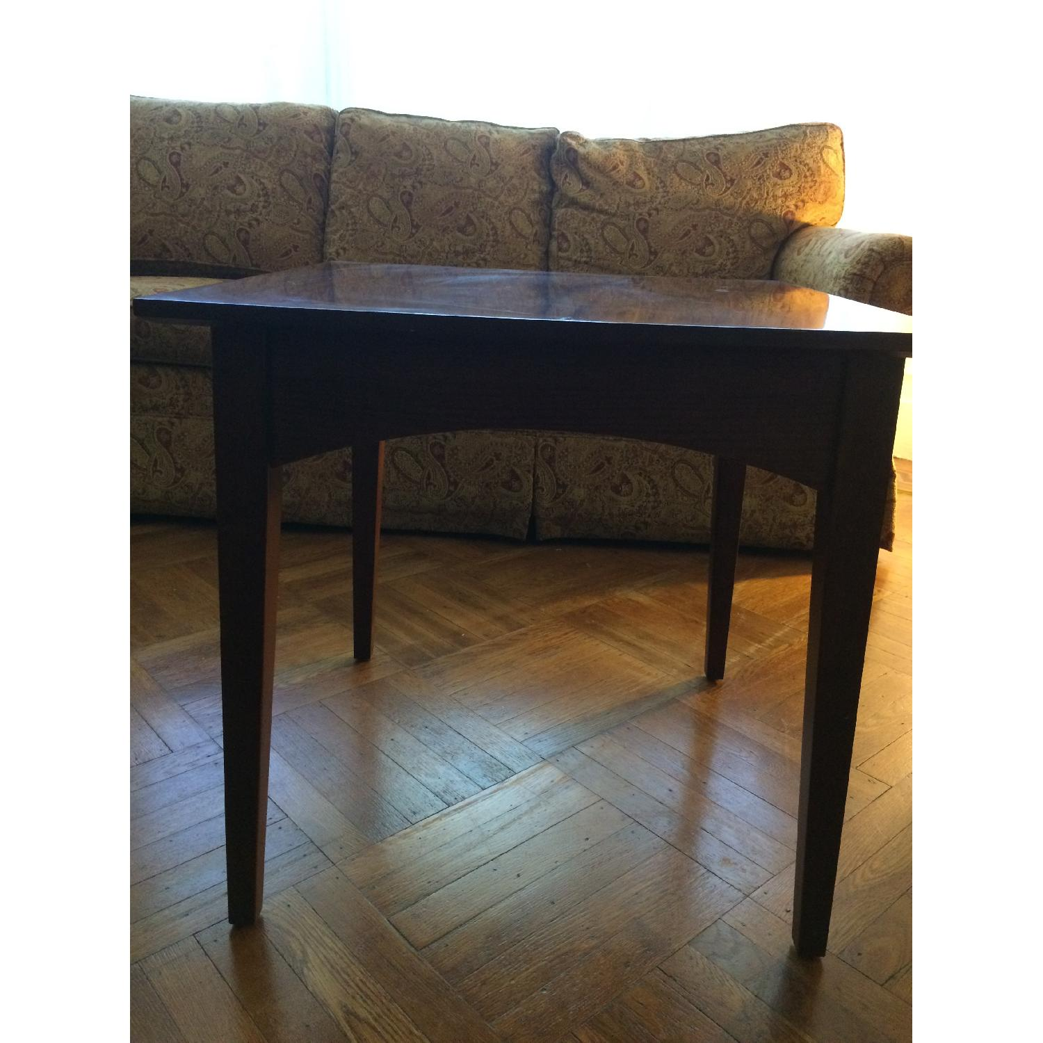 Ethan Allen Side Table-1