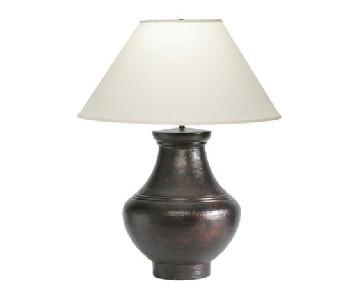 Ethan Allen Copper Table Lamp