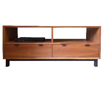 Room & Board Copenhagen Solid Wood Console
