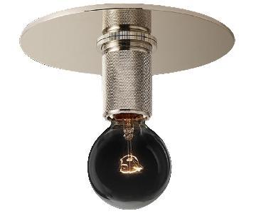 Restoration Hardware Utilitaire Pendant Lights