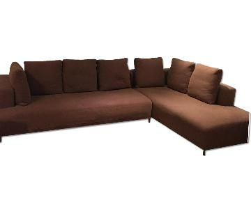 Ligne Roset Opium Sectional Sofa