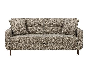 Ashley's Chento Jute 2 Seater Sofa