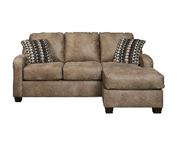 Ashley 's Alturo Sectional Sofa w/ Chaise