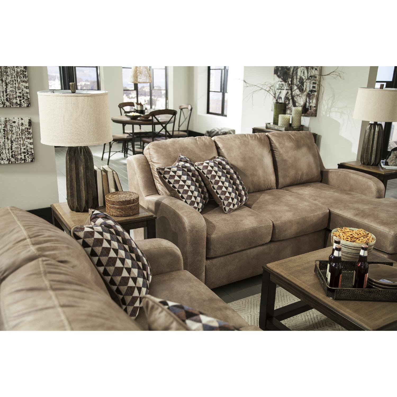 Ashley s Alturo Sectional Sofa w Chaise AptDeco