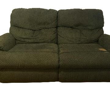 Two Seater Recliner Sofa