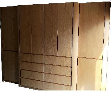 Custom Made Bedroom Wall Unit