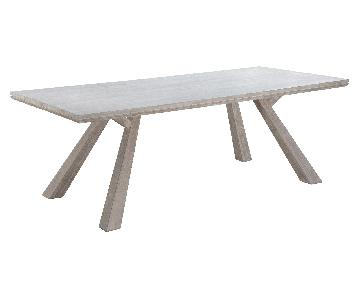 Zuo Beaumont Dining Table w/ 4 Chairs
