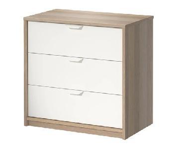 Ikea Askvoll 3-Drawer Chest