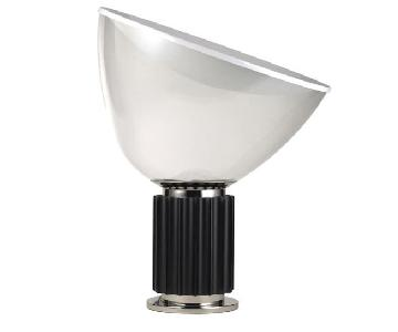 Flos Taccia LED Lamp w/ Glass Diffuser