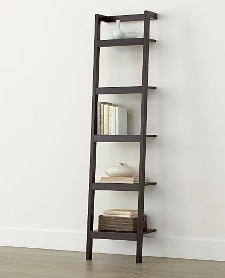Crate & Barrel Sawyer Bookshelfs