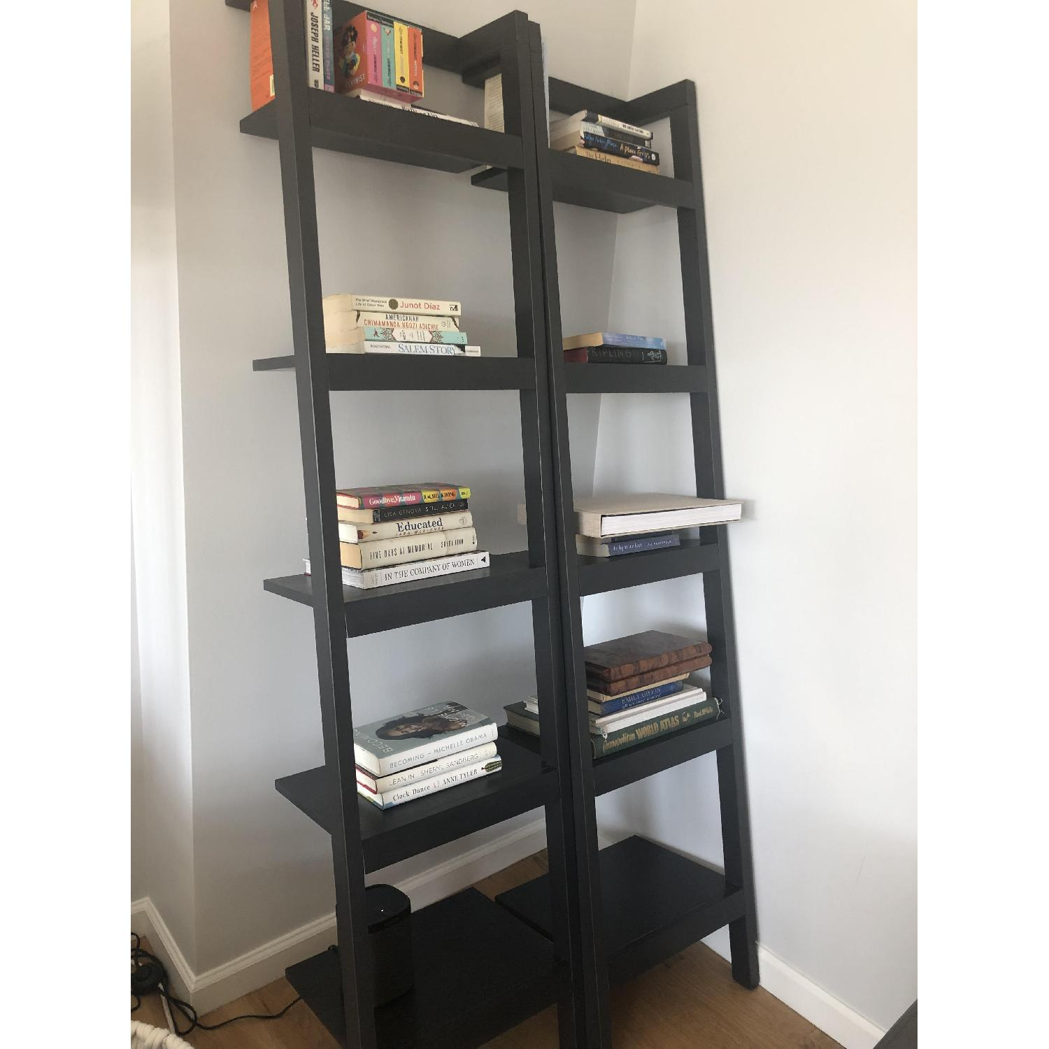 Crate & Barrel Sawyer Bookshelfs-1