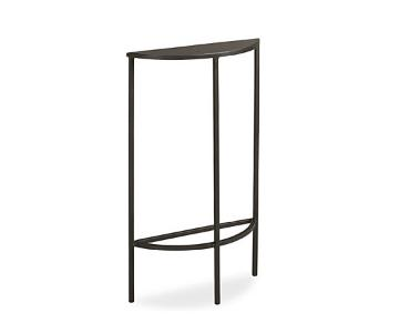 Room & Board Curved Console Table