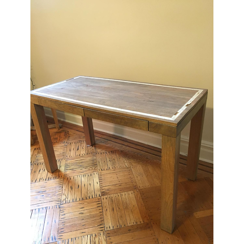 West Elm Bone Inlay Desk-0