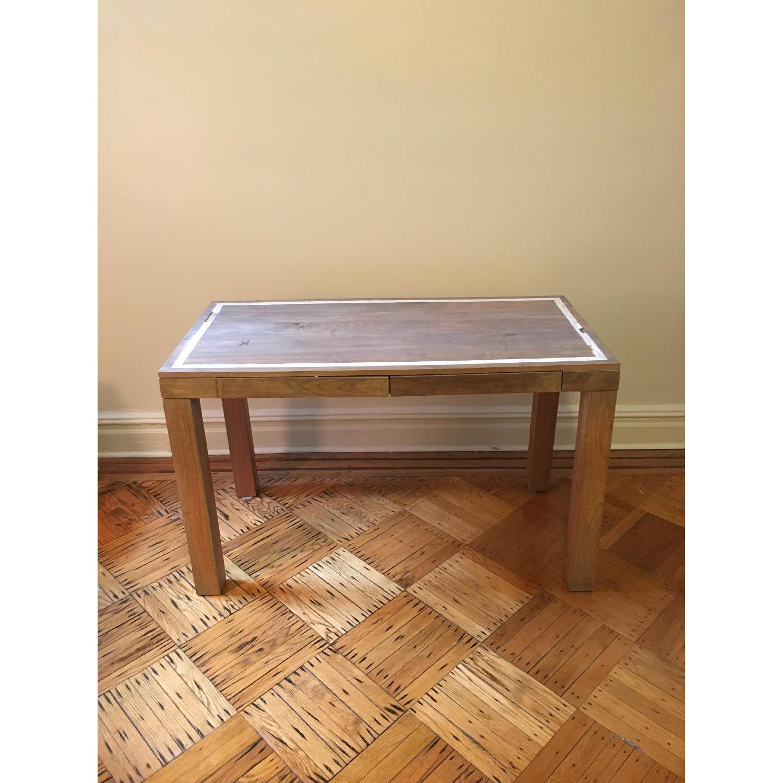West Elm Bone Inlay Desk-1