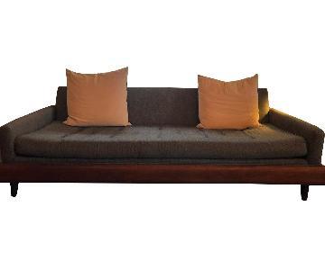 West Elm Mid-Century Modern Sofa w/ End Tables