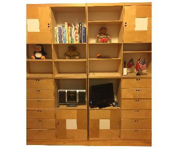 Ikea Galant Cabinet w/ Doors