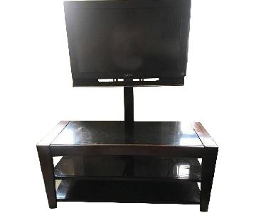 TV Stand w/ Built in Mount