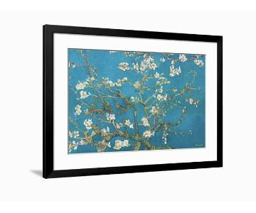 Almond Blossoms 1890 By Vincent van Gogh Framed Print