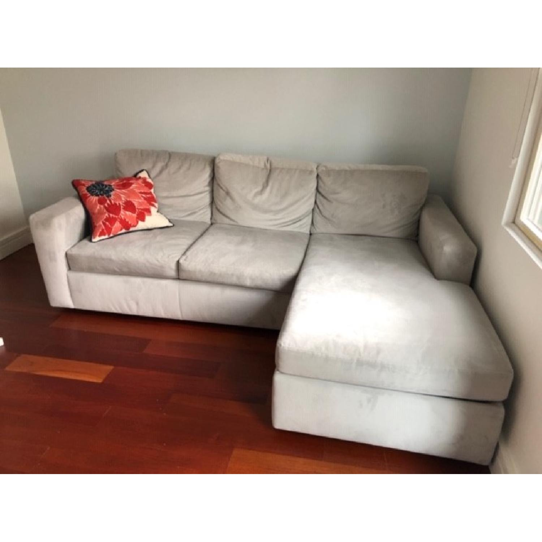 Room & Board 2-Piece Sectional Sofa-0