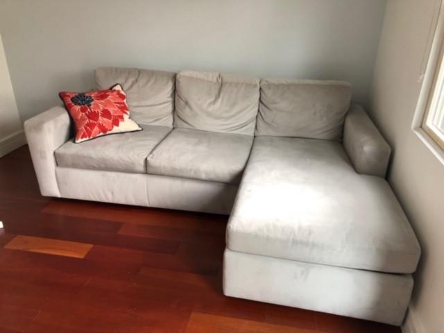 Room & Board 2-Piece Sectional Sofa