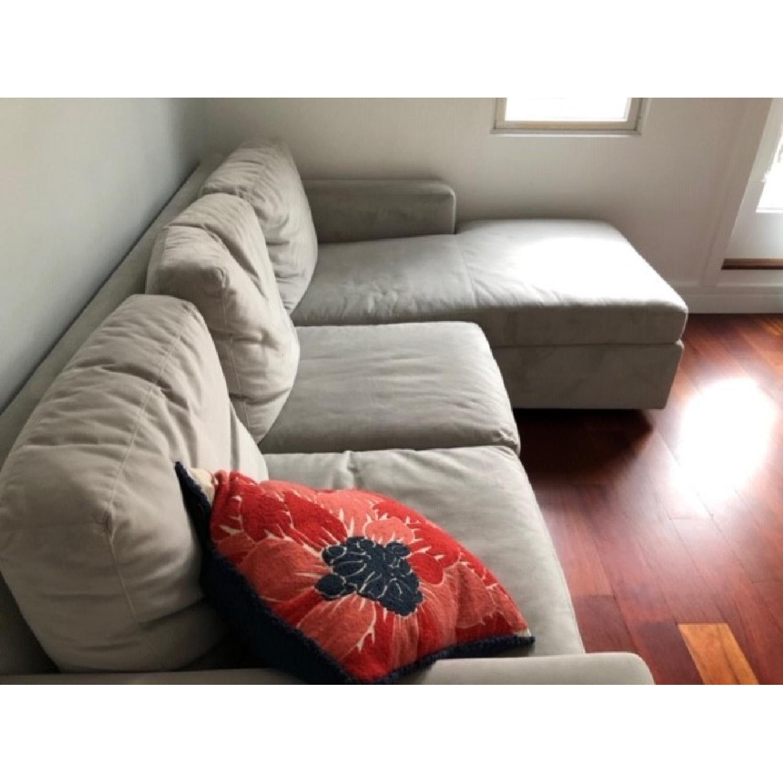 Room & Board 2-Piece Sectional Sofa-2