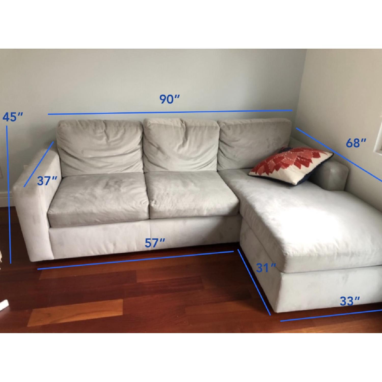 Room & Board 2-Piece Sectional Sofa-3