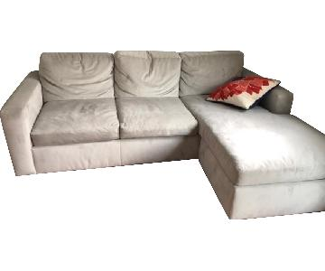 Room & Board 2-Piece Sectional Sofa