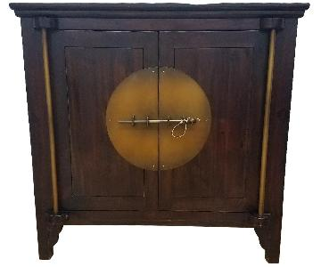 Pier 1 Asian Style Storage Cabinet