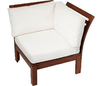 Ikea Applaro Outdoor/Patio Chairs w/ Cushions