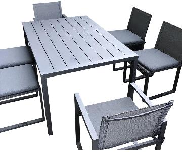 Restoration Hardware Aegean 7-Piece Outdoor Dining Set